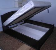 Кровать с подъемным механизмом Лора