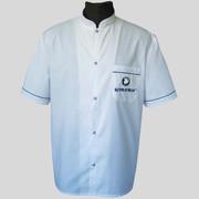 Пошив мужских и женских фирменных рубашек