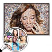 Фотомозаика (мозаика из фото)
