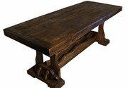 Столы под старину из дерева,  Стол Йорк-2