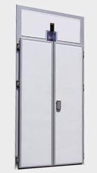 Двери холодильные,  промышленные