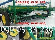Сеялка зерновая Harvest 540 (Харвест 540) с прикаткой и транспортн