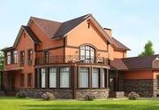 Строительство дома из кирпича цена