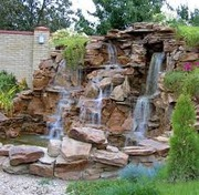 Строительство Фонтанов и водоемов