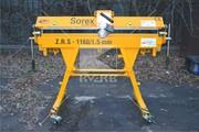 Листогиб механический ZGR-1160