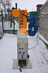 Зиговка с мотором Sorex (Польша)