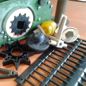 Изделия и заготовки из полиуретана