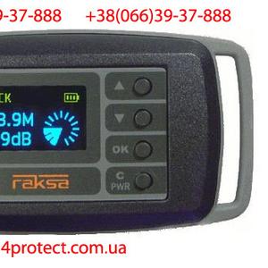 Индикатор поля Raksa-120,  защита от прослушки высокоточный прибор для