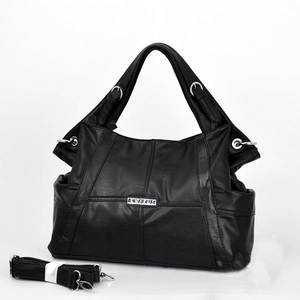 женская сумочка кожаная с ремешком