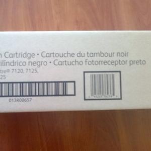 Фотобарабан Drum Cartridge Xerox WC 7120,  7125,  7225 Black