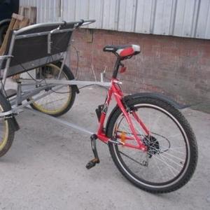 Продам грузопассажирскую велорикшу