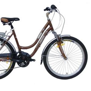 Продам новый городской велосипед (собранный и настроенный)
