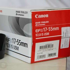 Продам объектив CANON 17-55 IS USM