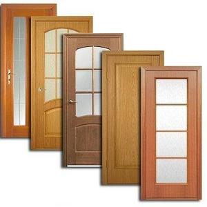 Нестандартные межкомнатные двери.