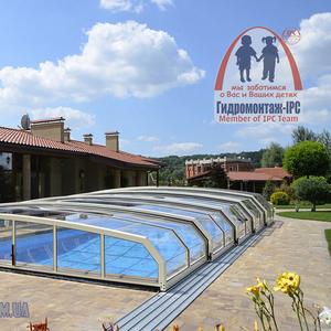 Павильоны для бассейнов в Украине продам