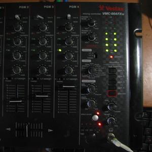 Пульт Vestax VMC 004 Fxu BLK DJ