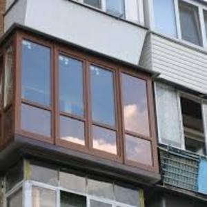 Балкон под ключ. Доступные окна. Ремонт балкона. Остекление