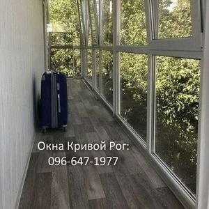 Установить экономно ПВХ окна в Кривом Рогу