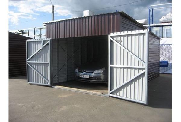Продажа ремонт покраска изготовление сборка гаражей в короткие сроки С