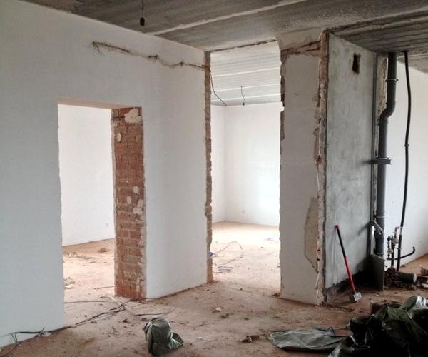 Демонтажные работы перепланировка по Днепропетровске и области 3