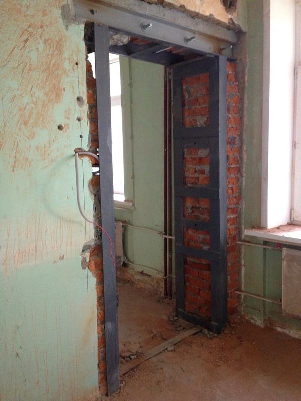 Демонтажные работы перепланировка по Днепропетровске и области 4