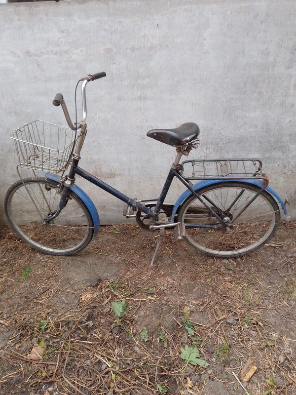 Велосипед «Салют»,  год выпуска 1988