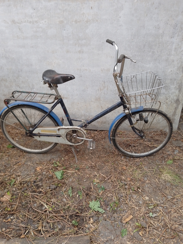 Велосипед «Салют»,  год выпуска 1988 2
