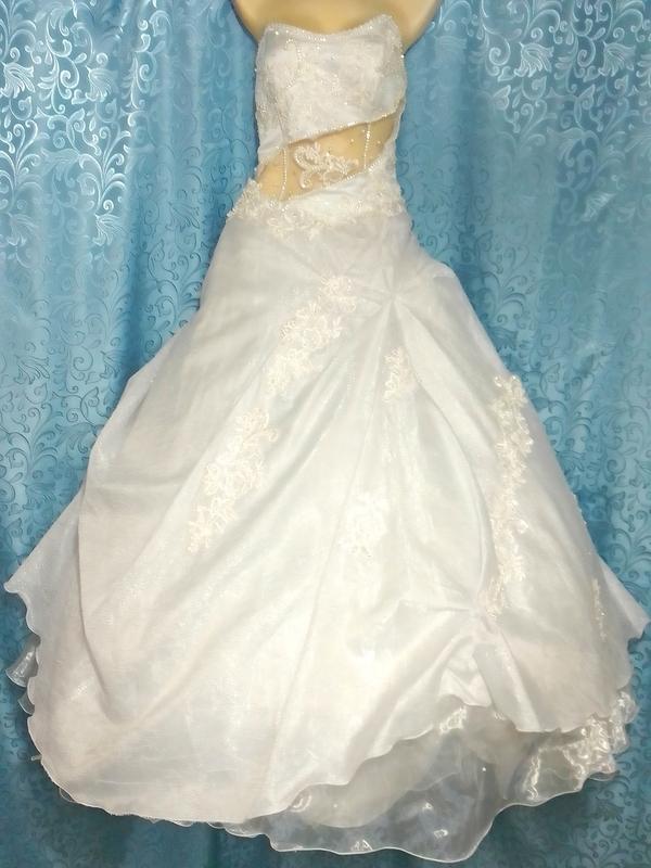 Новые свадебные платья 3