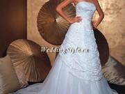 продам свадебное платье Jastin Aleksander