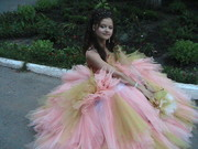 выпускное можно свадебное платье