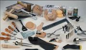 Инструменты и материалы для работы с кожей