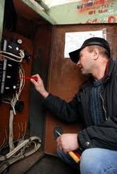 Электрик Днепропетровск. Срочный вызов электрика.