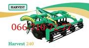 Harvest 240 борона дисковая Паллада 2400 навесная