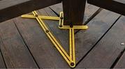 Шаблон линейка,  малка,  Multi Angle,  template tool,  Angle-izer