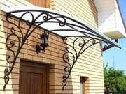 Металлические Ворота,  Ворота из профлиста,  Заборы,  Решетки на окна